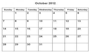 octombrie,octombrie 2012,sarbatori octombrie,sarbatori octombrie 2012,calendar luna octombrie 2012,calendar octombrie 2012