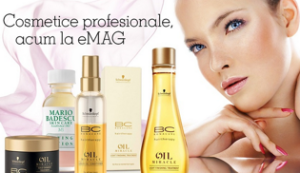 Cosmetice de la eMAG