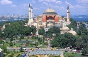 sfanta sofia,catedrala sfanta sofia,turcia,istambul,locuri de vizitat