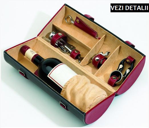 cutie,accesorii,vin,cadouri,cadouri pentru el,cadouri de ziua indragostitilor,cadouri de valentines day