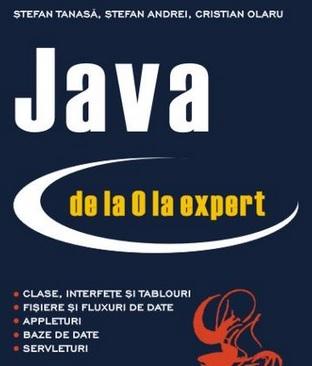 java de la 0 la expert,java,de la 0 la expert,carti online,carti java romana